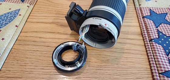 Ouch    : Canon SLR Lens Talk Forum: Digital Photography Review