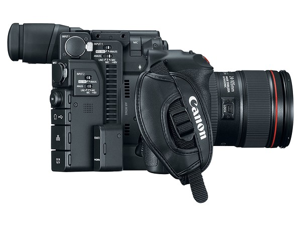 Canon premieres Cinema EOS C200 and C200B 4K Dual Pixel cameras with