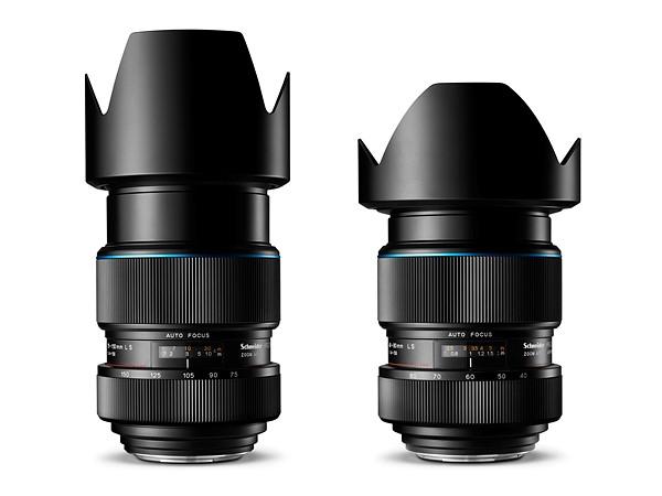Phase One introduces first Schneider Kreuznach 'Blue Ring' zooms ...