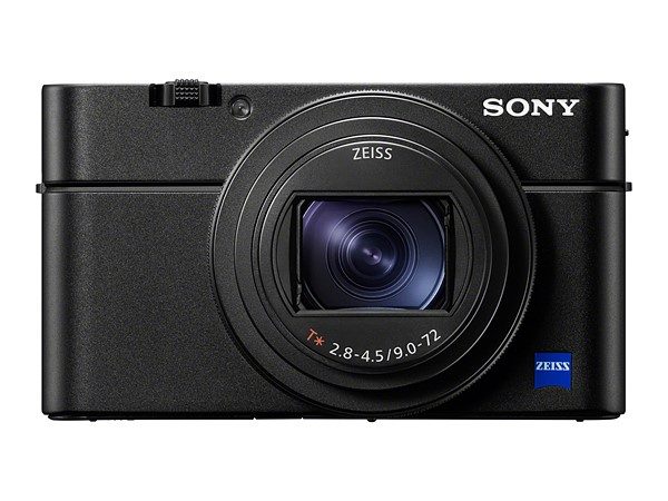 Sony reveals Cyber-shot DSC-RX100 VII super-compact with 90