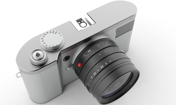 an american startup is promising to bring a full frame digital rangefinder camera to market for early 2016 the konost ff will be a 20mp metal bodied