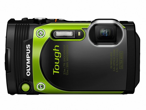Olympus Stylus Tough Tg 870 Brings Next Generation Gps To Familiar Rugged Compact Digital Photography Review