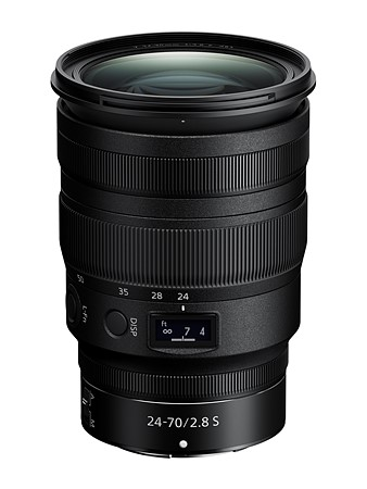 Nikon announces Z 24-70mm F2 8 S - a new standard zoom for
