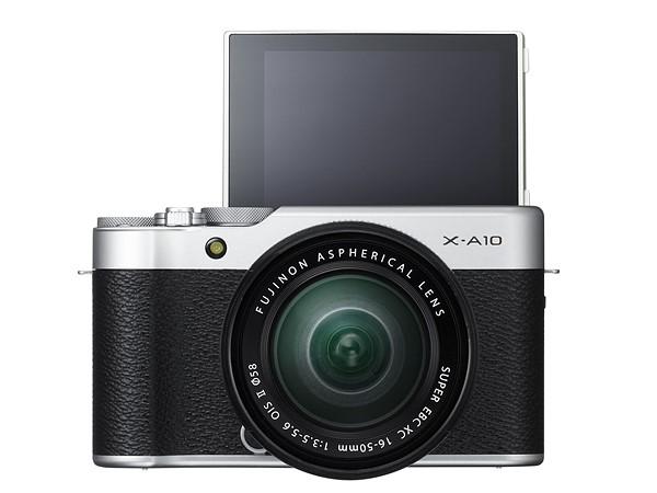 Fujifilm lanza X-A10 – modelo básico de la serie X