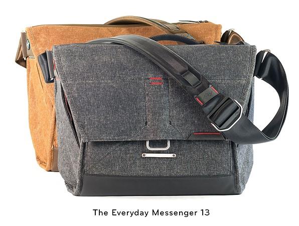 83c1d63632 Peak Design launches smaller  Everyday Messenger 13  bag  Digital ...