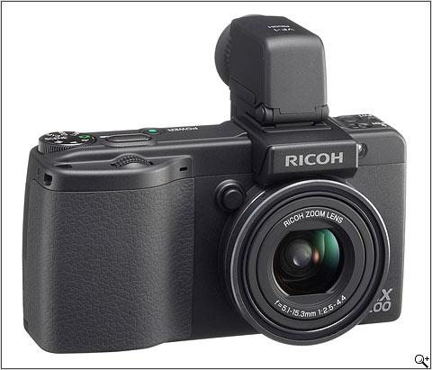 ricoh caplio gx 200 digital photography review rh dpreview com Ricoh Caplio R2 Ricoh Caplio R6
