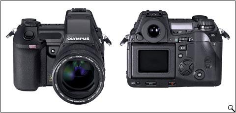Olympus E-20N