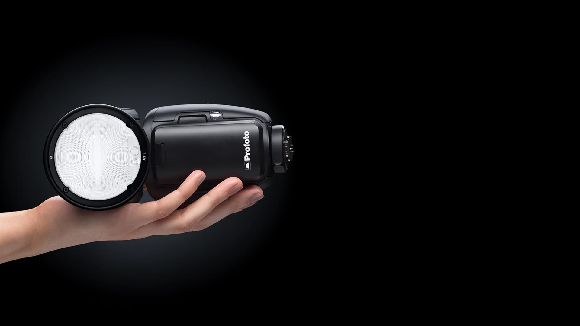 The Profoto A1 Is Worlds Smallest Studio Flash And Profotos Soft Start For Lights First On Camera Digital Photography Review