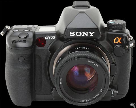 Sony Alpha DSLR-A900 Review: Digital Photography Review