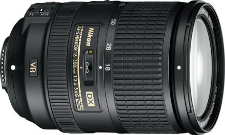 Nikon AF-S DX Nikkor 18-300mm f/3 5-5 6G ED VR review: Digital