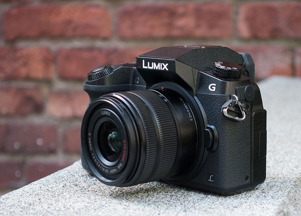 Panasonic DMC-G7 Camera Windows 8 Drivers Download (2019)