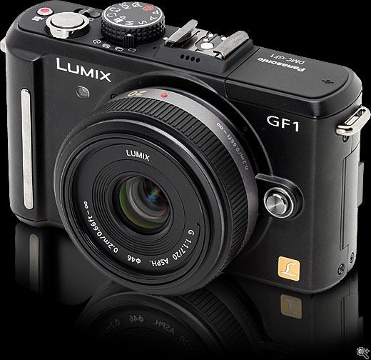 Panasonic Lumix GF1 Review: Di...