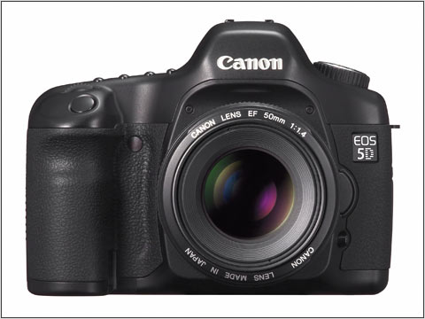 Canon EOS 5D, full-frame 12.8 megapixel: Digital Photography Review
