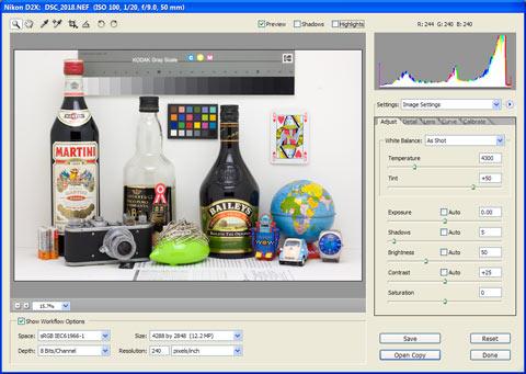 Adobe post Camera RAW 3 3 Beta: Digital Photography Review