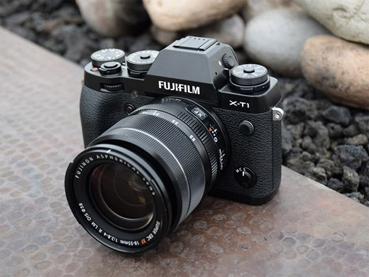 Drivers for Fujifilm X-T1 Camera