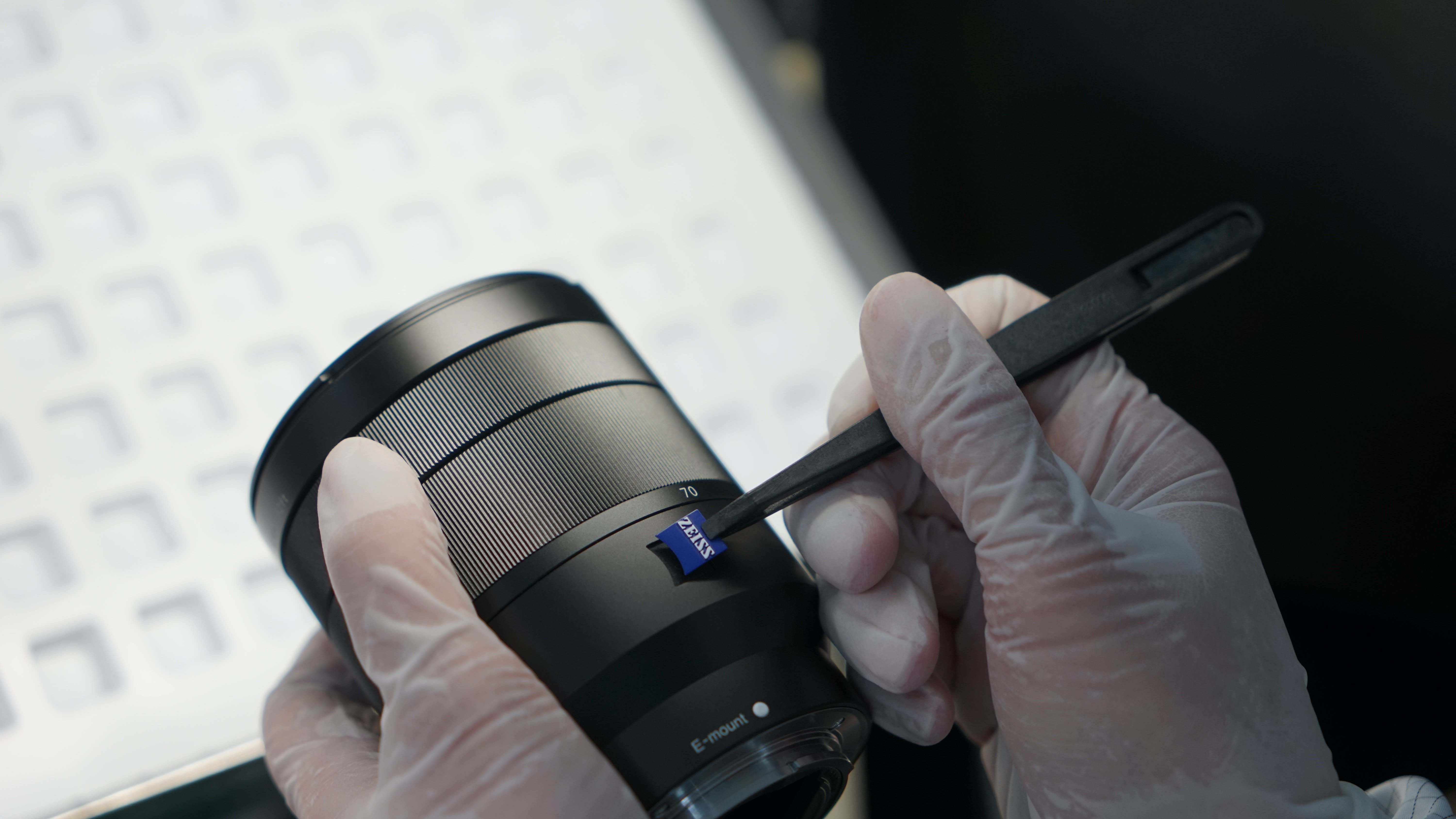 What's in a name? Zeiss provides details on lens