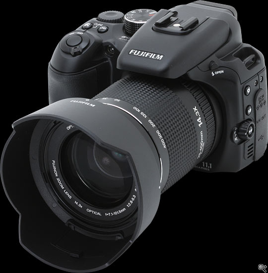 Fujifilm Finepix S100fs Review Digital Photography Review