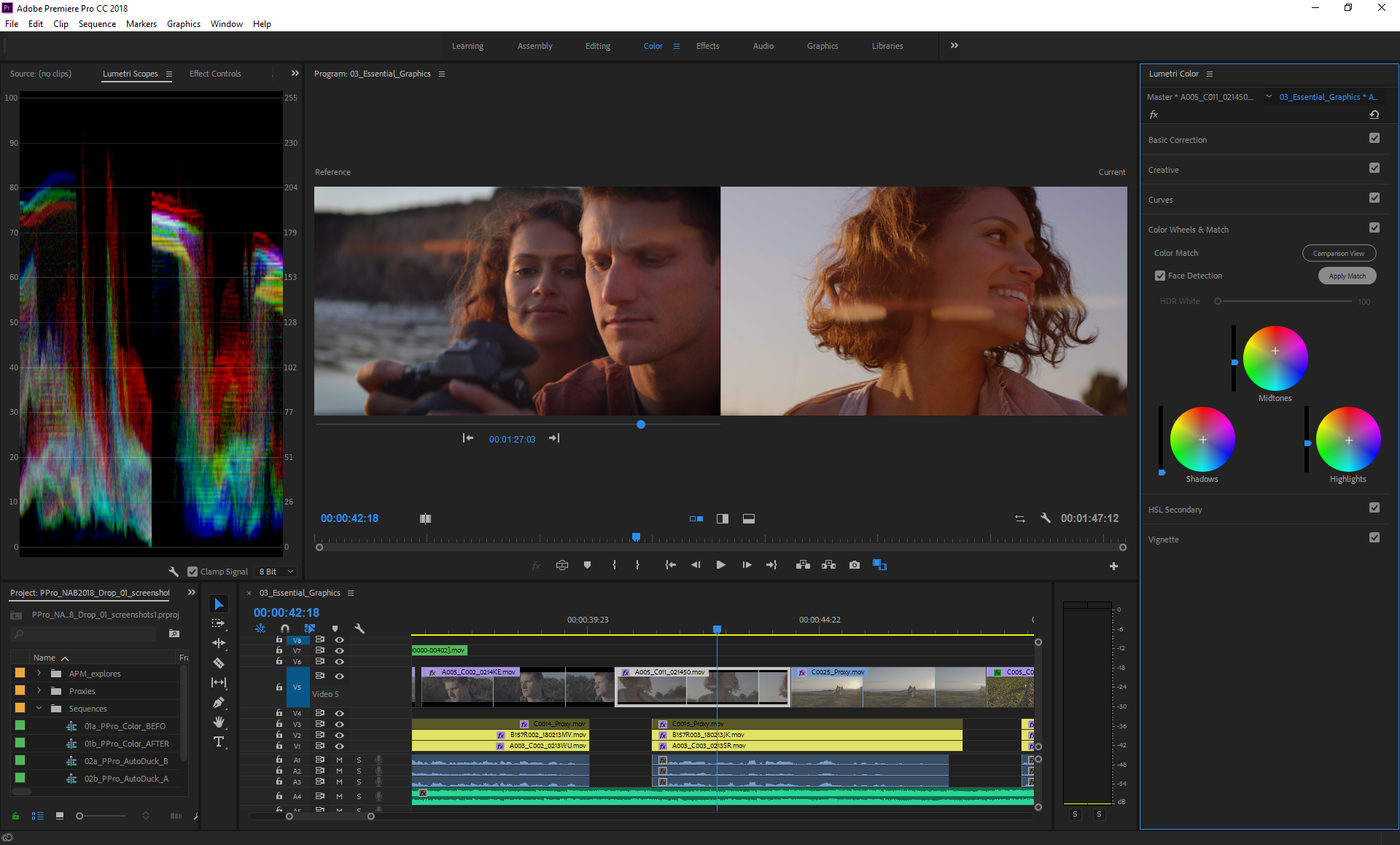 Adobe Premiere Pro Cc Just Got Some Really Useful Ai Powered Features Digital Photography Review