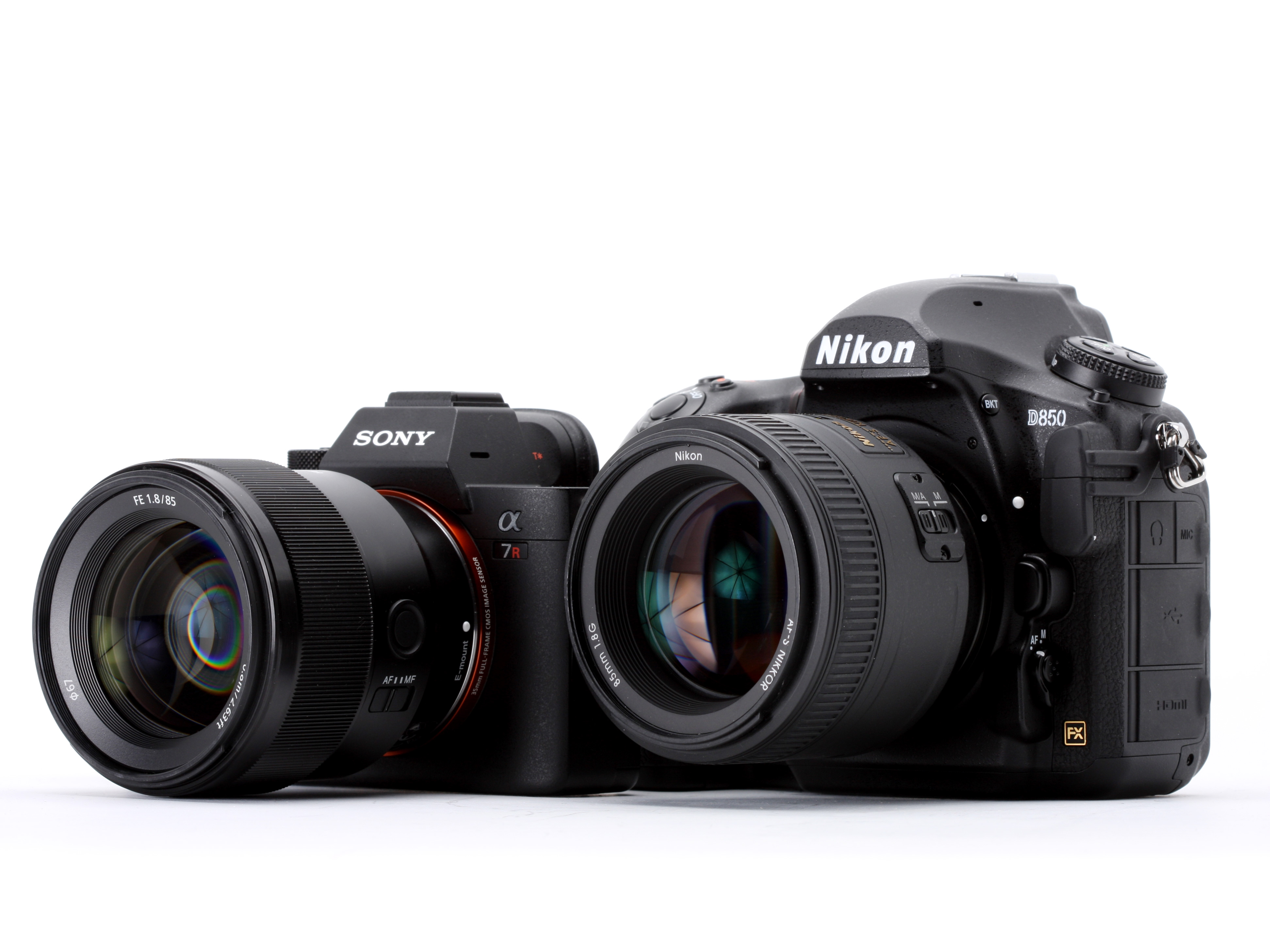 Nikon D850 Vs Sony A7r Iii Which Is Best Digital Photography Review 1100 Special Field World39s Largest Supplier Of Firearm Accessories