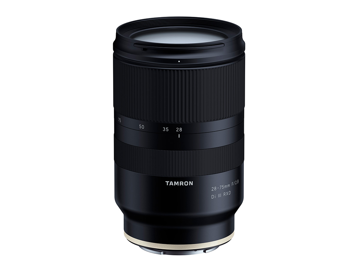 Tamron Is Working On A 28 75mm F28 Lens For Full Frame Sony Sp 17 50mm F Xr Di Ii Ld Aspherical If Canon Eos Mirrorless Cameras Digital Photography Review