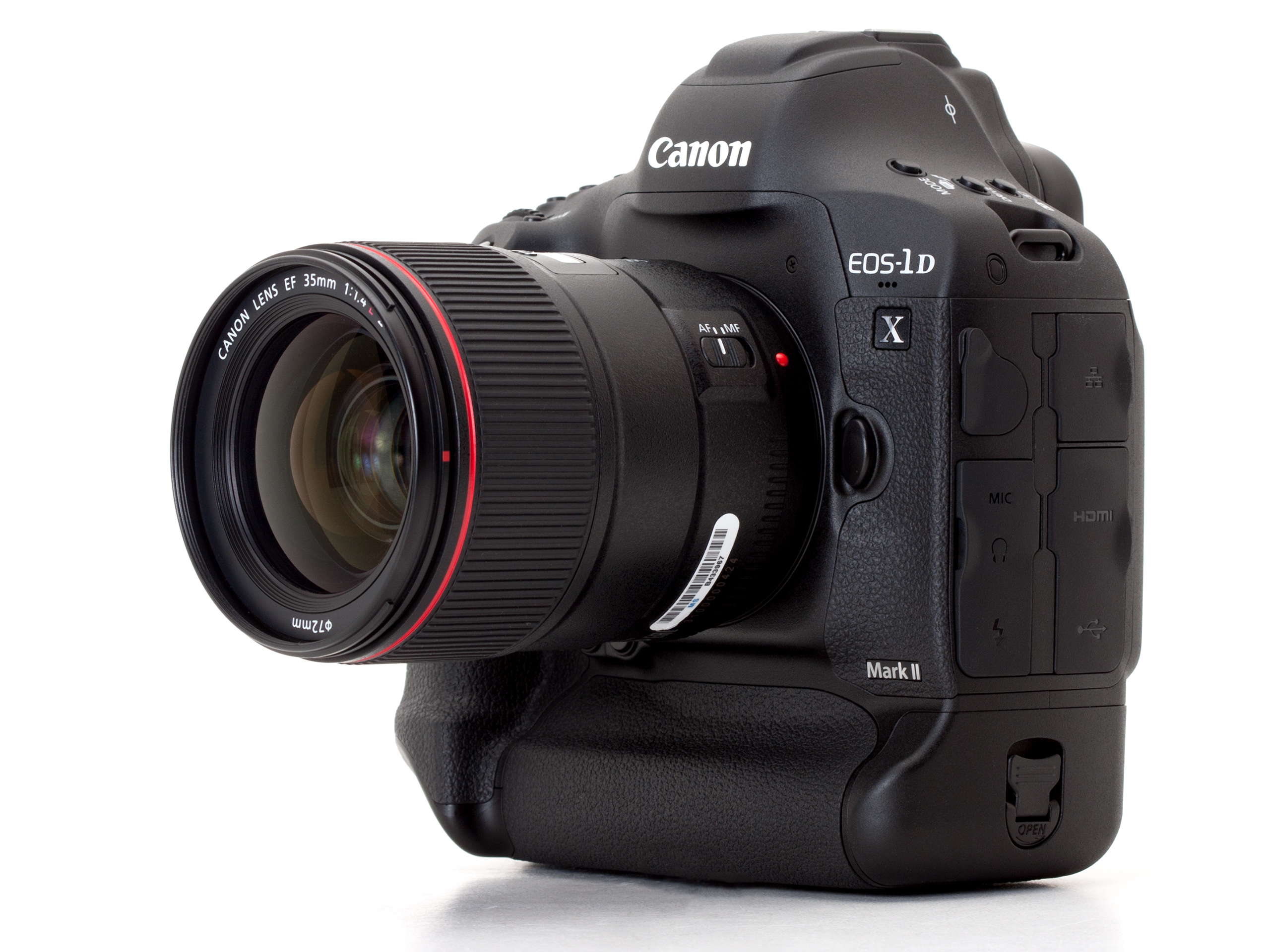 Key features explained: Canon EOS-1D X Mark II: Digital Photography Review