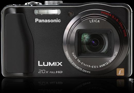 Panasonic DMC-ZS20 Camera Drivers for Windows 7