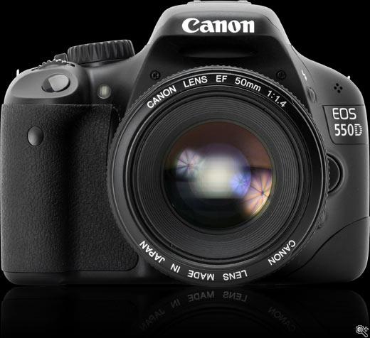 Canon EOS 550D (Rebel T2i / Kiss X4 Digital) In-depth review