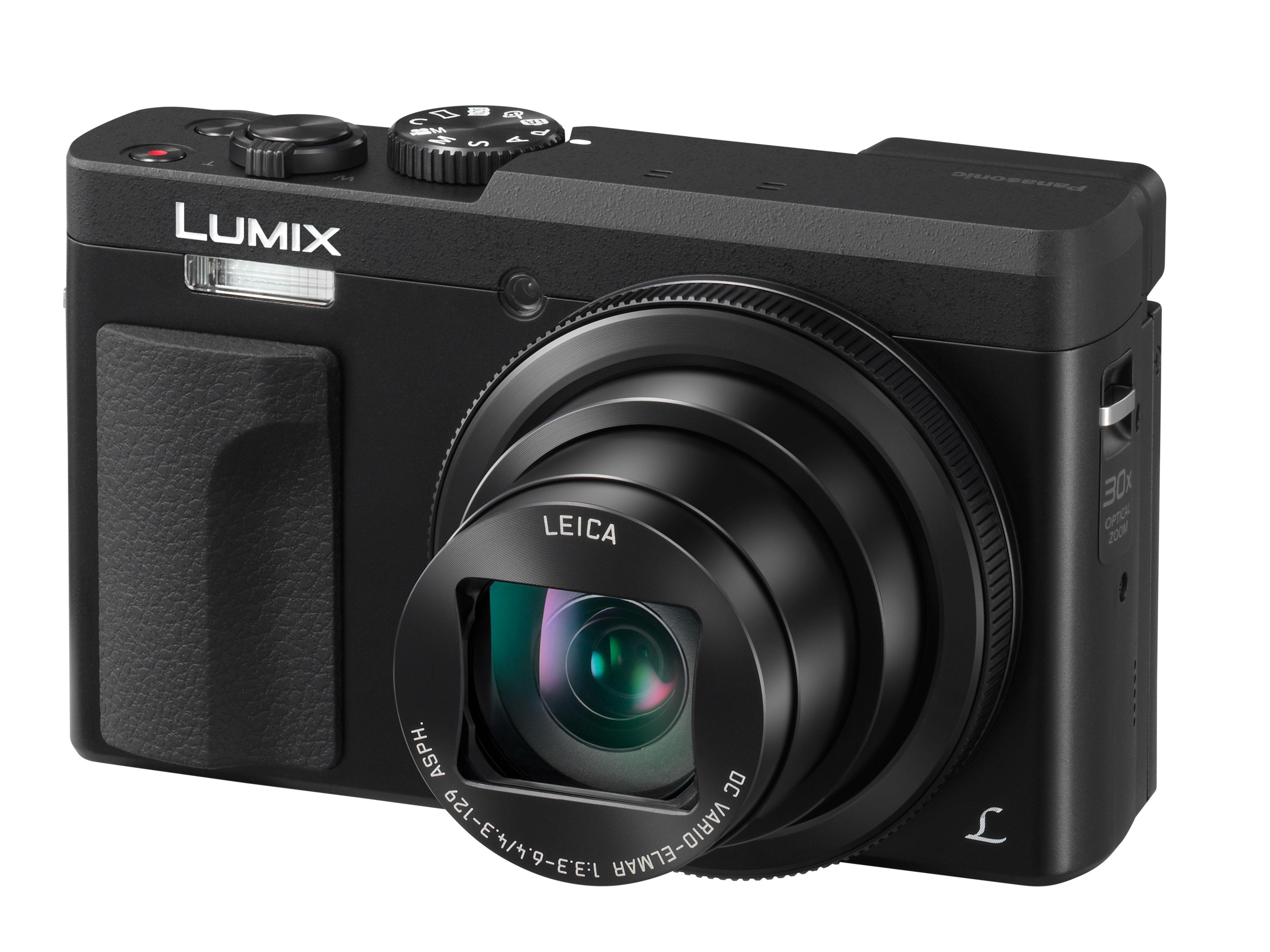 Panasonic updates travel zoom lineup with Lumix DC-ZS70