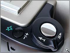 Shutter release / zoom control (click for larger image)