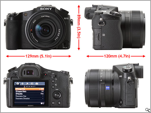 Sony Cyber-shot DSC-RX10 Review: Digital Photography Review