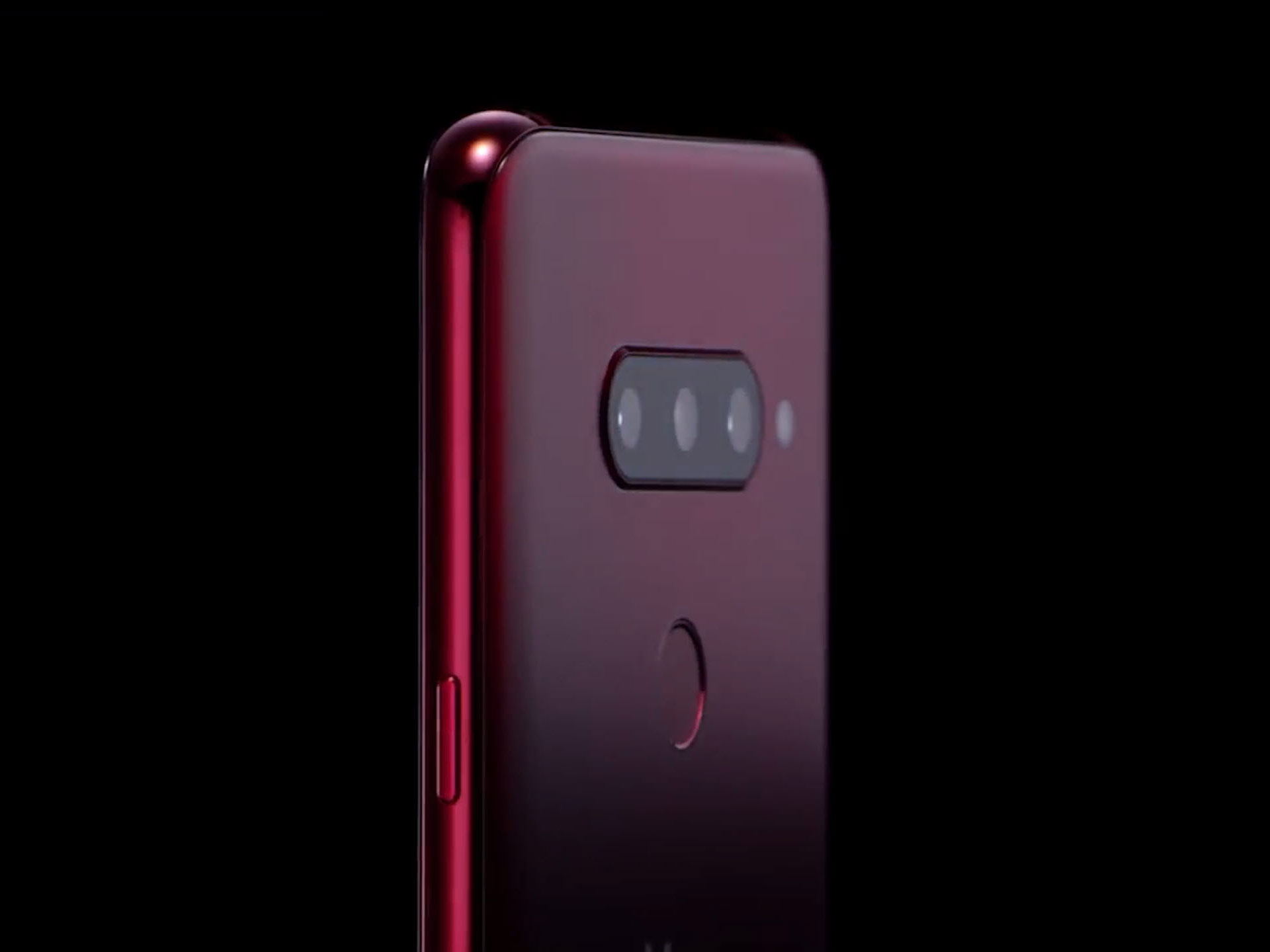 The LG V40 ThinQ will be the first smartphone to offer super-wide