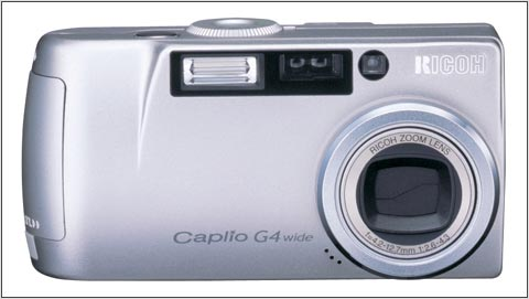 Ricoh Caplio G4wide Download Drivers