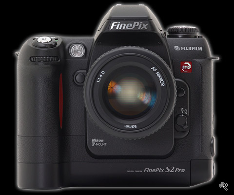 Fujifilm Finepix S2 Pro Review Digital Photography Review