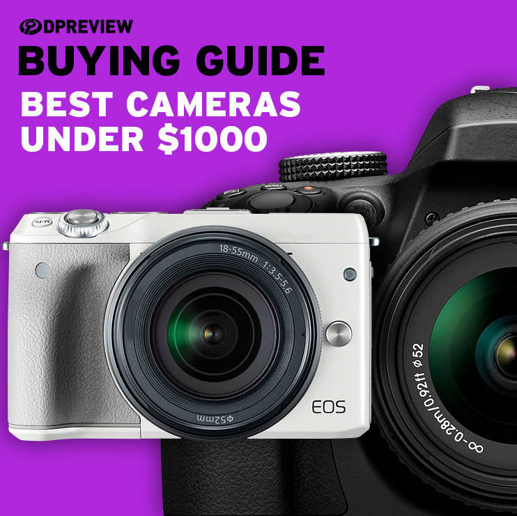 2019 Buying Guide: Best cameras under $1000: Digital
