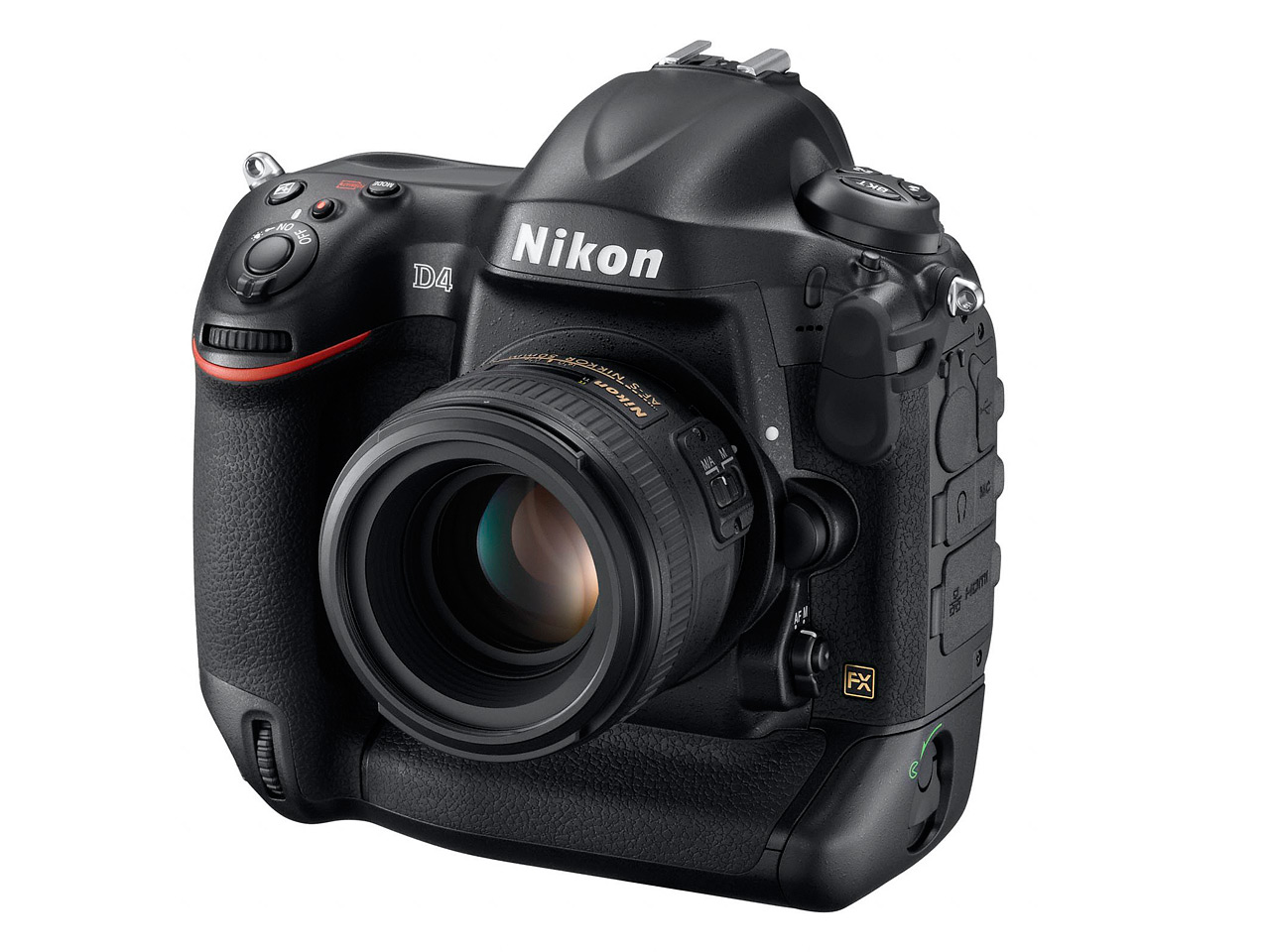 Nikon D4 overview: Digital Photography Review