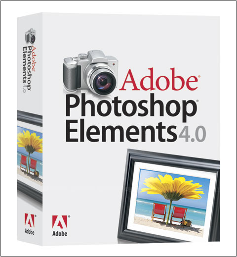 adobe photoshop elements 4 0 digital photography review rh dpreview com Adobe Photoshop Album 1.0 Adobe Photoshop Elements 4.0 Compatibility