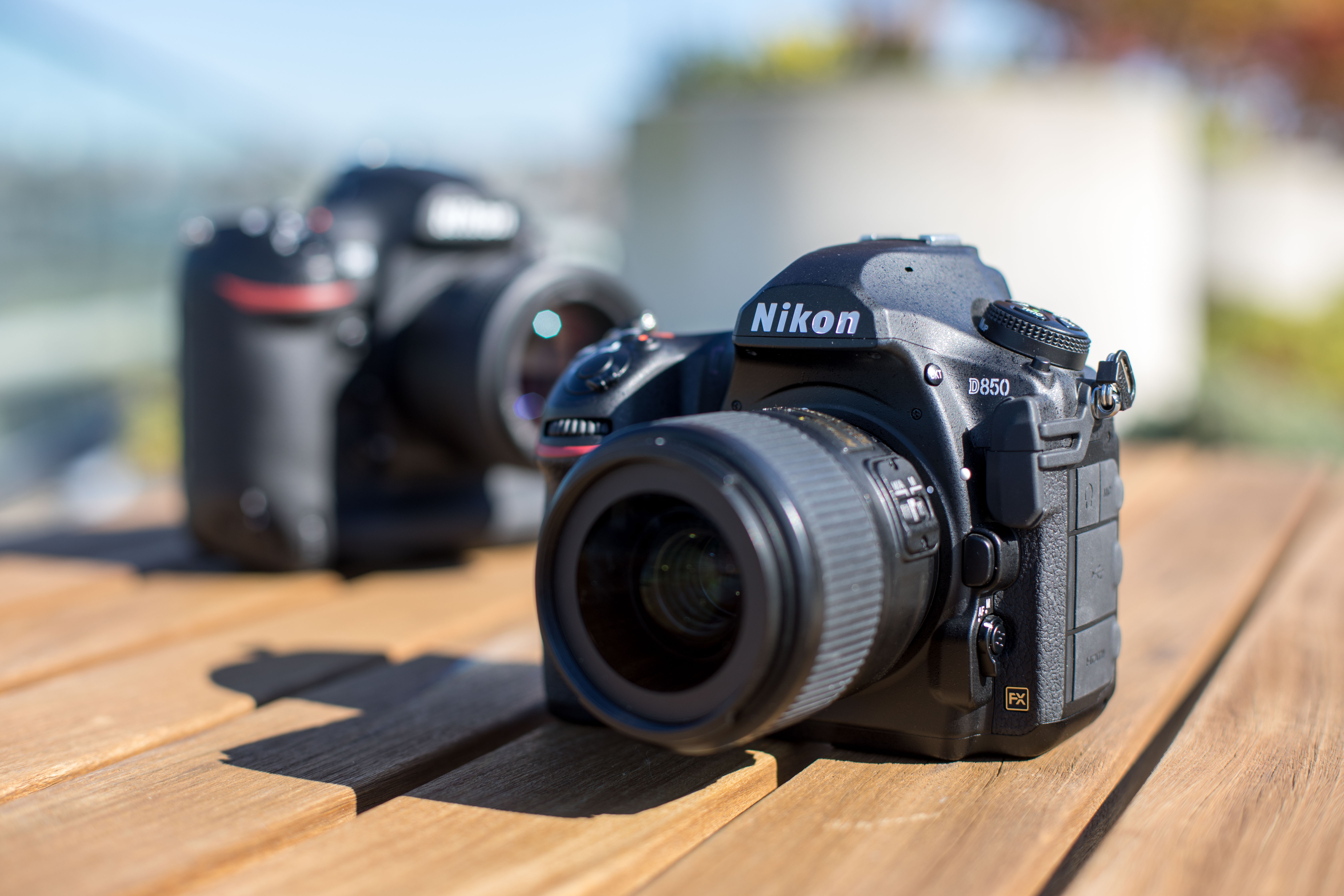 Not quite as good? Nikon D850 versus Nikon D5 subject tracking ...