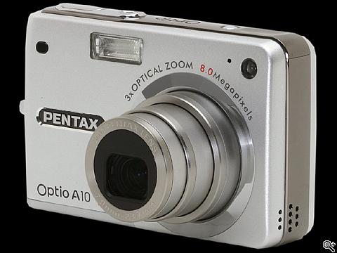 pentax optio a10 review digital photography review rh dpreview com Pentax Optio WG-1 Pentax Optio Software