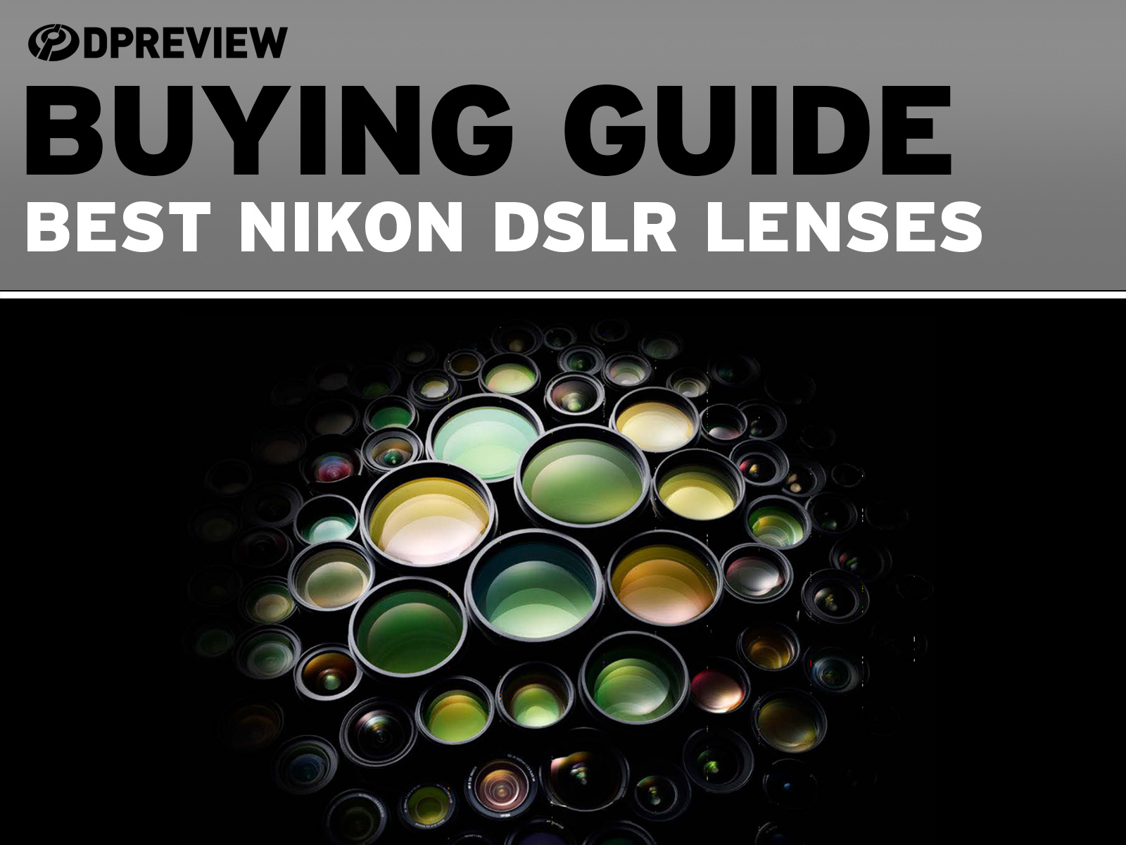 buying guide the best lenses for nikon dslrs digital photography rh dpreview com Buying Guide Logo Gift Guide