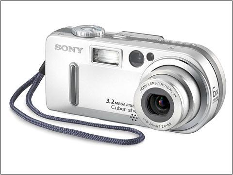 Sony Dsc P2 Amp Dsc P7 Digital Photography Review