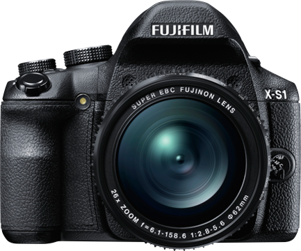 Fujifilm releases X-S1 premium EXR 26X superzoom: Digital Photography Review