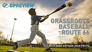 Jean Fruth shoots Grassroots Baseball, Route 66 with the Sony Alpha a9