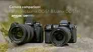 Camera comparison: Panasonic Lumix DC-S1 vs DC-S1H
