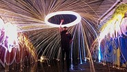 Light-painting with the Sony Cyber-shot RX100 V