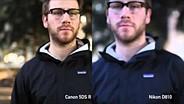 Canon EOS 5DS R Video AF Comparison vs D810 vs a7R II