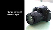 Product Overview: Canon EOS 77D