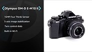 Olympus OM-D E-M10 II Product Overview