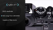 Fujifilm X-T1 Product Overview
