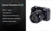 Canon PowerShot G3 X Video Overview