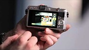 Olympus PEN E-PM2 Mirrorless Camera Video Overview